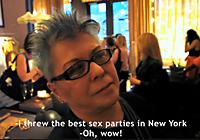 "BETTY DODSON ""MY SEXUAL REVOLUTION"" BOOK RELEASE PARTY AT KIKI DE MONTPARNASSE"