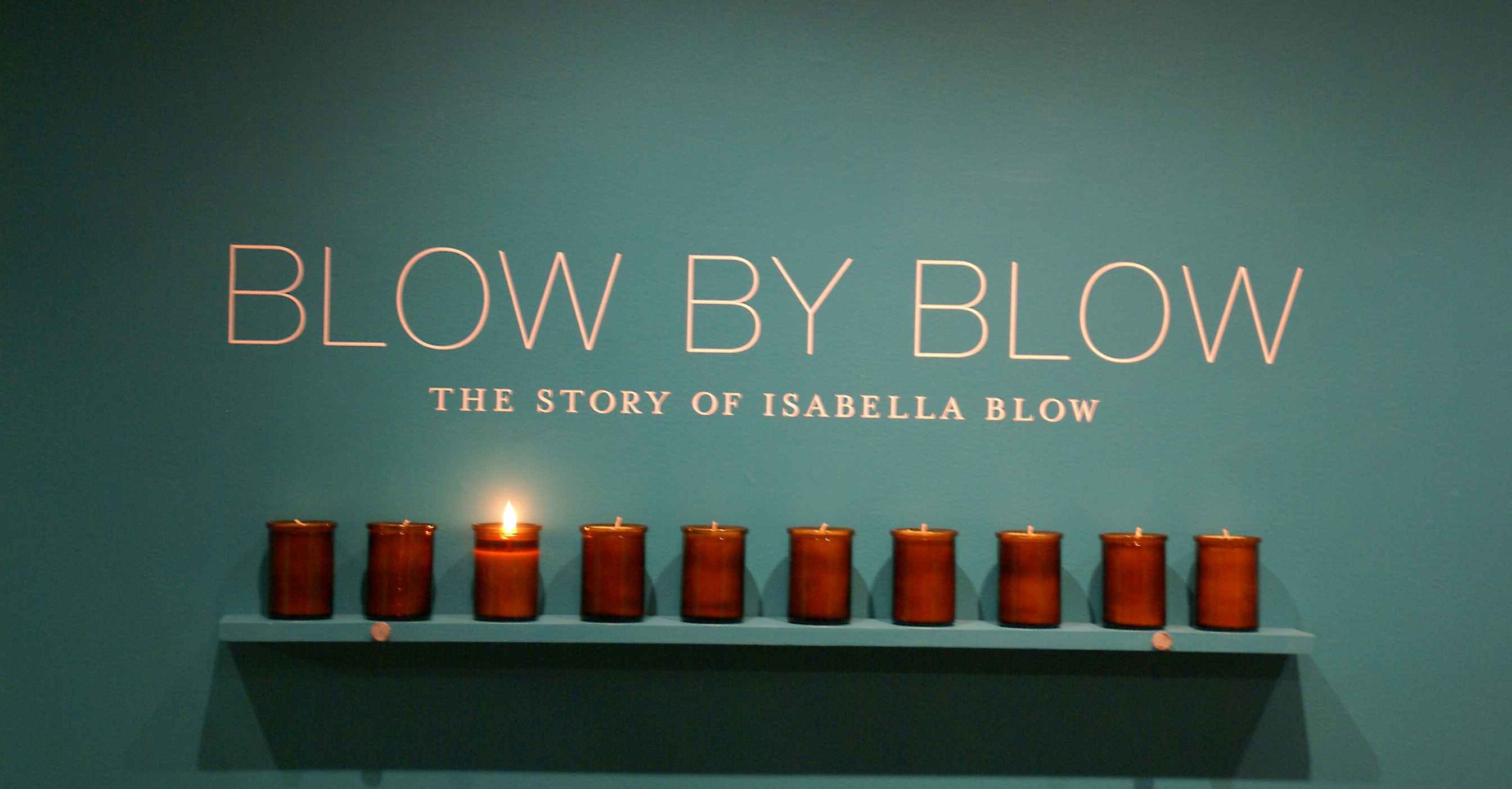 BLOW BY BLOW BOOK LAUNCH AT ANTHROPOLOGIE