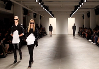RAD BY RAD HOURANI - NEW YORK S/S 2011 FASHION SHOW