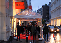 HUGO BOSS CELEBRATES THE YOUNG COLLECTORS COUNCIL OF GUGGENHEIM MUSEUM, NEW YORK