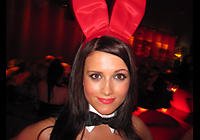 THE NOTORIOUS PLAYBOY CLUB OPENS IN LONDON