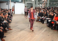 TOPMAN DESIGN - LONDON S/S 2012 FASHION SHOW