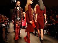 ALLUDE - PARIS F/W 2012 FASHION SHOW AND BACKSTAGE