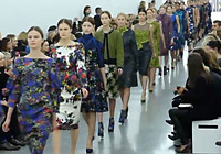 ERDEM - LONDON F/W 2012 FASHION SHOW