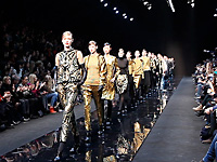 GUY LAROCHE - PARIS F/W 2012 FASHION SHOW AND INTERVIEW