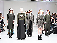 JEAN-PAUL LESPAGNARD - PARIS F/W 2012 FASHION SHOW AND INTERVIEW