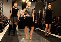 PROSE - LONDON F/W 2012 FASHION SHOW + BACKSTAGE
