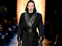 YVES SAINT LAURENT - PARIS F/W 2012 FASHION SHOW
