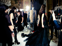 AMAYA ARZUAGA - PARIS F/W 2012 FASHION SHOW