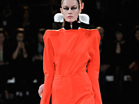 MUGLER - PARIS F/W 2012 FASHION SHOW